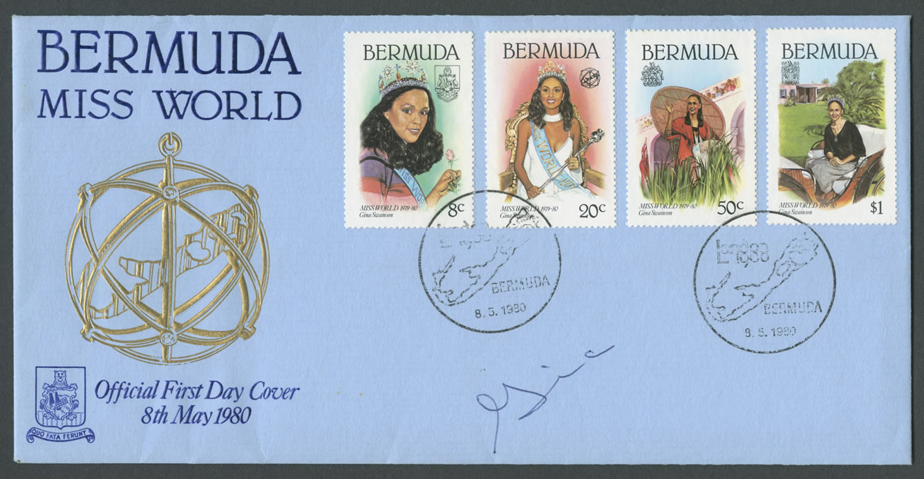 1980 Bermuda Miss World