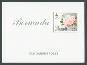 1989 Old Garden Roses Outer Booklet