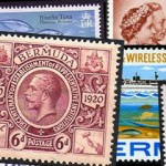 Bermuda commemorative stamps