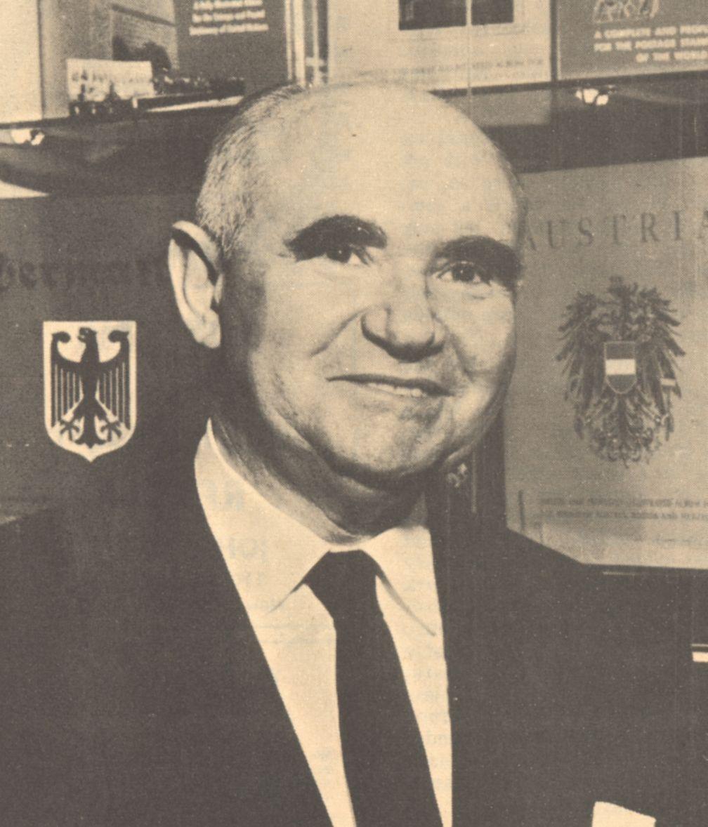 Jaques Minkus Stamp Dealer