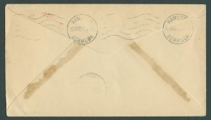 1925 Airmail via Airship Los Angeles cover
