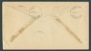 1925 Airmail via Airship Los Angeles cover