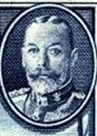 1936 King George V Pictorial Portrait