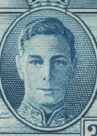 1937 King George VI Peace Portrait