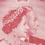 1948 King George VI Silver Wedding Portrait