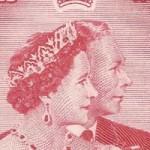 1948 King George VI Silver Wedding Portrait