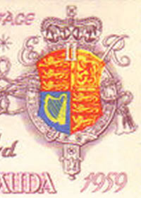 1959 Arms of Queen Elizabeth II
