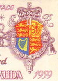 1959 Arms of Queen Elizabeth II