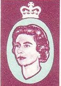 1965 Queen Elizabeth II International Co-operation Portrait