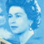 1966 Queen Elizabeth II New GPO Portrait