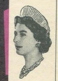 1966 Queen Elizabeth II UNESCO Portrait