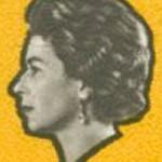 1967 Queen Elizabeth II CW Portrait