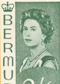1968 Queen Elizabeth II Human Rights Portraits
