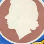 1968 Queen Elizabeth II New Constitution Portrait