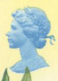 1970 Bermuda Queen Elizabeth II Defininitves Cameo left