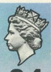 1970 Bermuda Queen Elizabeth II Parliament Cameo