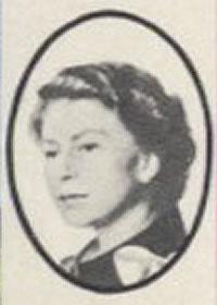 1971 Queen Elizabeth II Annigoni portrait
