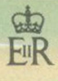 1972 Queen Elizabeth II Cypher
