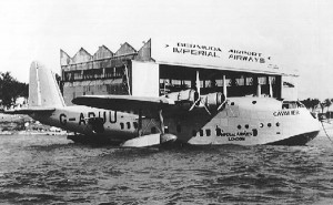 Flying Boat Cavalier