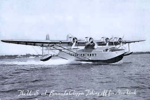 PAA Bermuda Clipper
