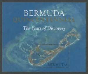 2005 Bermuda Quincentenial MS