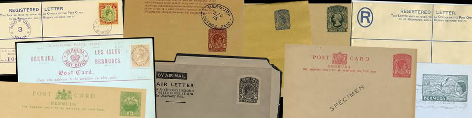 Bermuda Postal Stationery