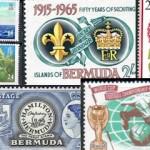 Bermuda Stamp Themes