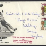 1966 World Cup Football Championship FDC