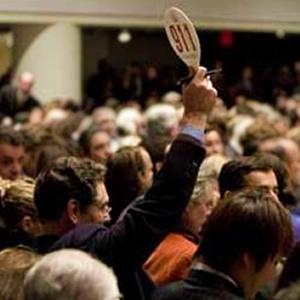 Philatelic Auctions bid in Person